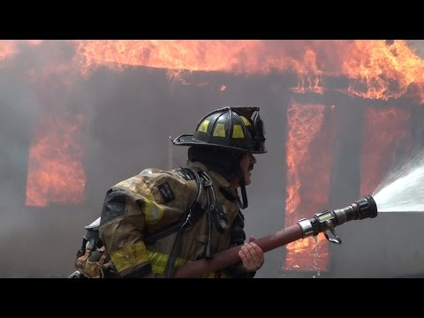 Class 88 Palm Beach State Fire Academy official video