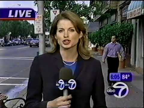 WABC-TV 6pm News, August 19, 2004