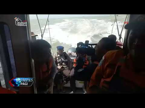 Pencarian 13 Nelayan Indramayu Terus Dilakukan