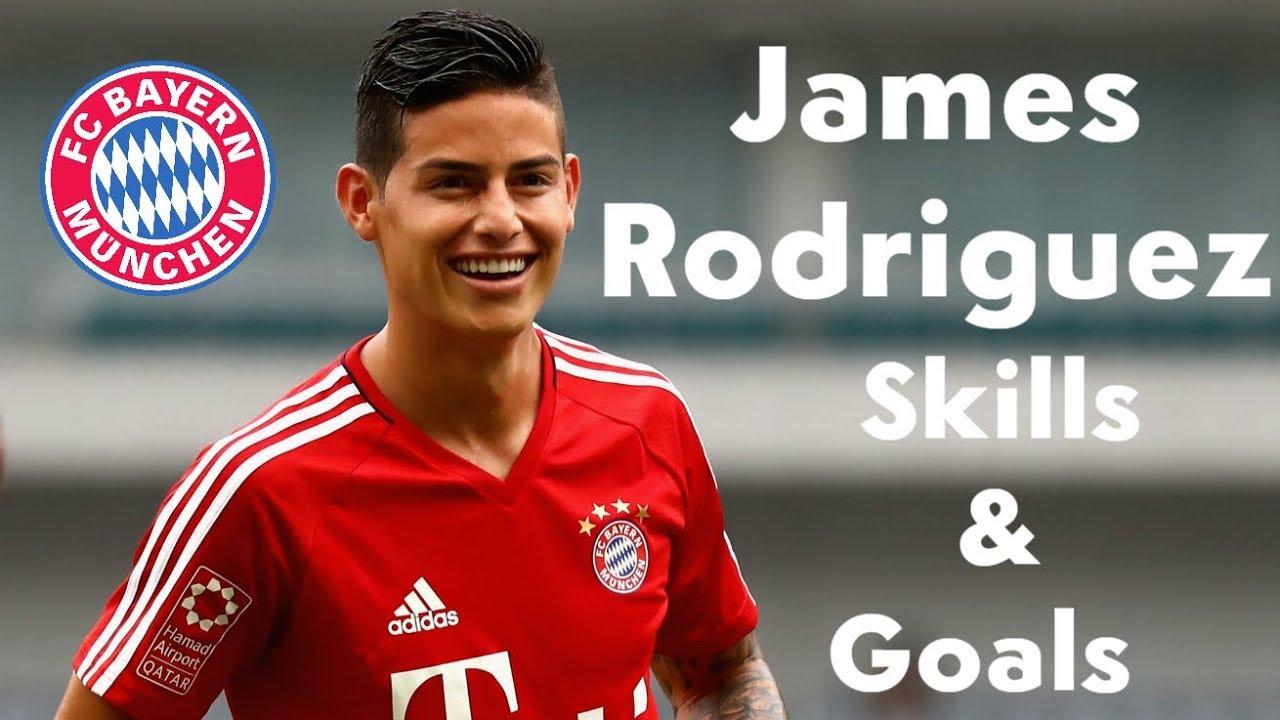 james rodriguez ○ skills & goals ○ 2018 (hd) - youtube