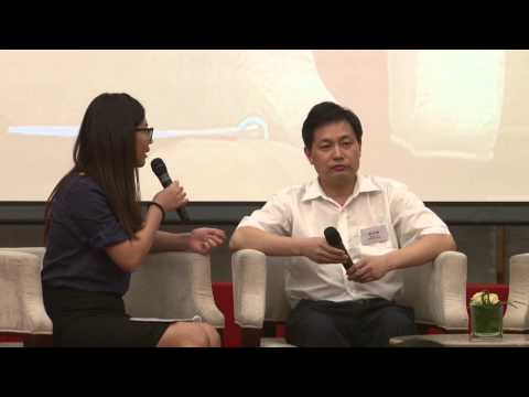 Interview with Successful Entrepreneurs and Distinguished Alumni by PolyU Students - 26 July 2013
