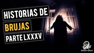 HISTORIAS DE BRUJAS XXXV (RECOPILACIÓN DE RELATOS DE HORROR)