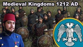 Medieval 3 Ruhu - Medieval Kingdoms 1212 AD Campaign Gameplay