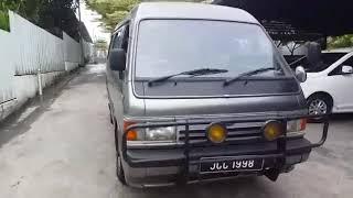 1990 Ford Spectron 1.8 (M) - Jcc1998