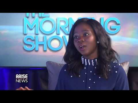 Tomie Balogun's Interview with Keturah King on Investment clubs (Arise News TV Africa)