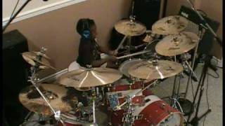 Rush - Tom Sawyer, 5 Year Old Drummer, Jonah Rocks