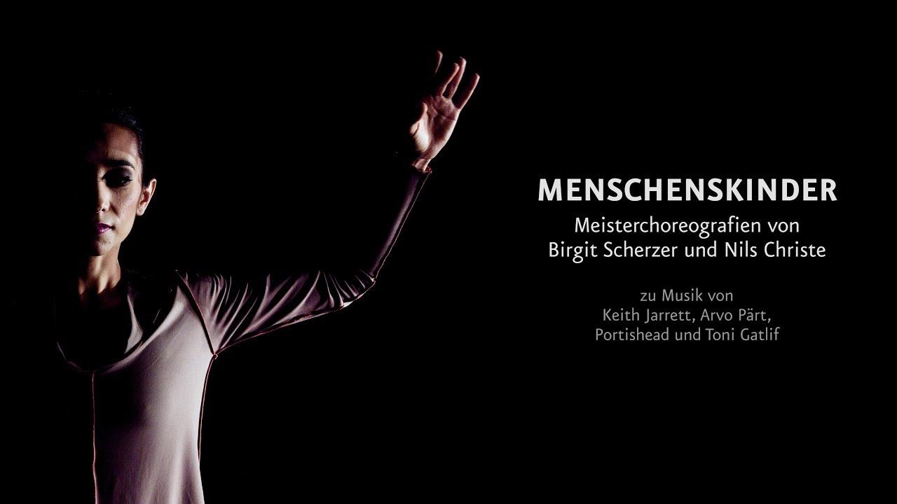 MENSCHENSKINDER - Staatstheater Cottbus (Trailer)
