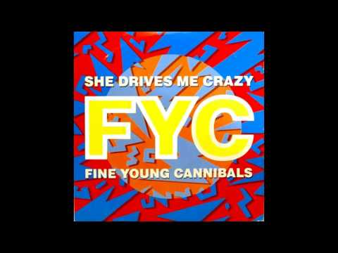 Fine Young Cannibals - She drives me crazy ''Extended Version'' (1988)