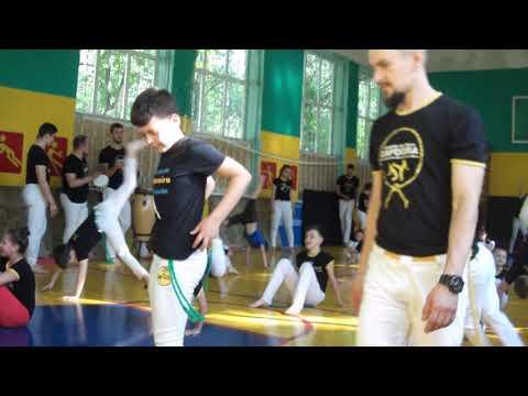 capoeira Горловка
