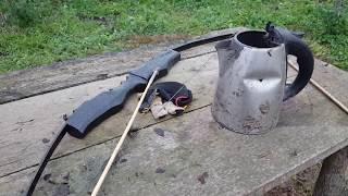 як зробити лук з ресори