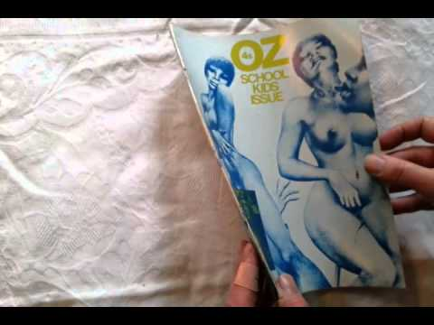 HISTORIC ORIGINAL COPY of SCHOOLKIDS ISSUE OF OZ MAGAZINE (#28) MAY 1970