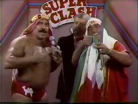 Iron Sheik & Adnan Al Kaissey Interview [1988-12-13]