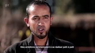 Success Story : Aymen Ghazouani - Elevage bovin laitier - Fernana  (Jendouba) - Projet IAAA