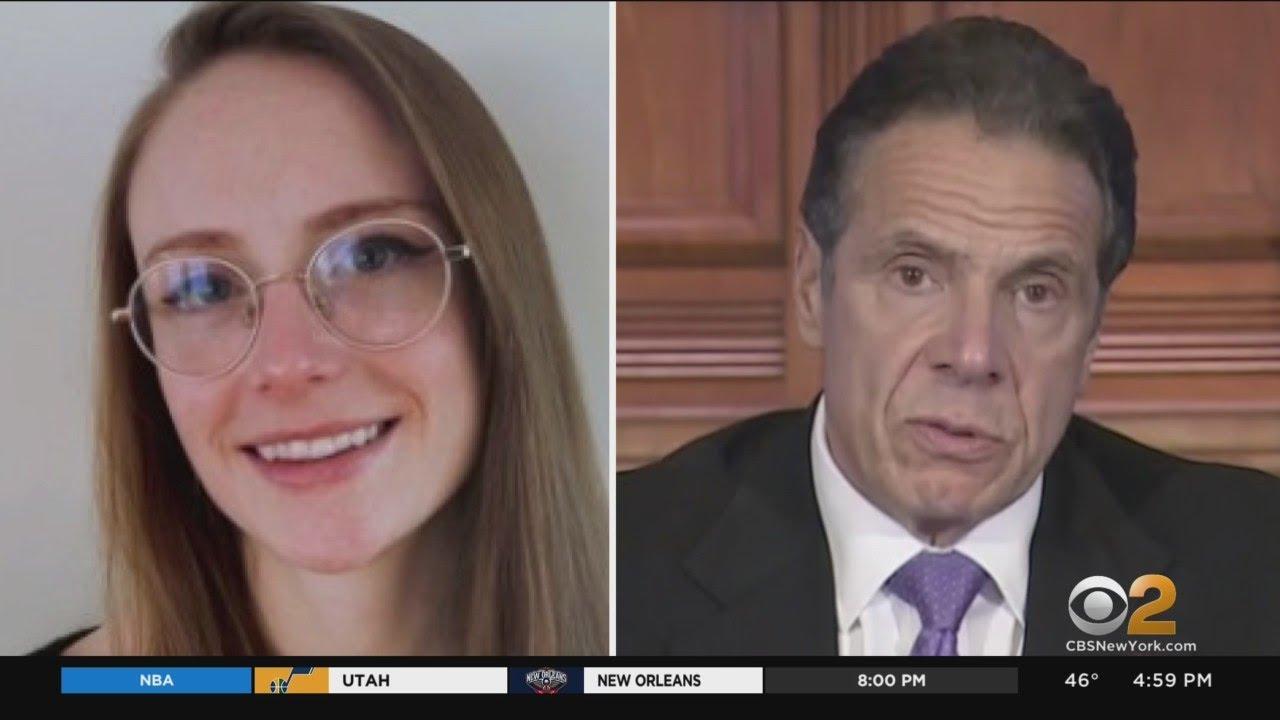 Andrew Cuomo: Charlotte Bennett says she thought New York Gov ...