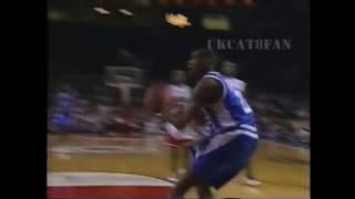 Derek Anderson destroying Nate Johnson