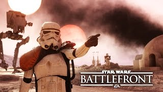 Star Wars Battlefront Gameplay Launch Trailer thumbnail