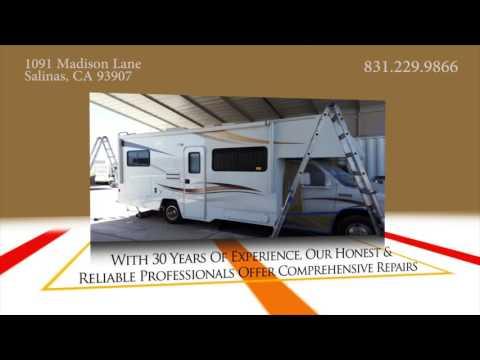 RV and Trailer Repair in Salinas, CA | Mobile RV Repair