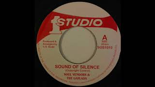 The Gaylads & Soul Vendors - Sound Of Silence (Studio One) 1967