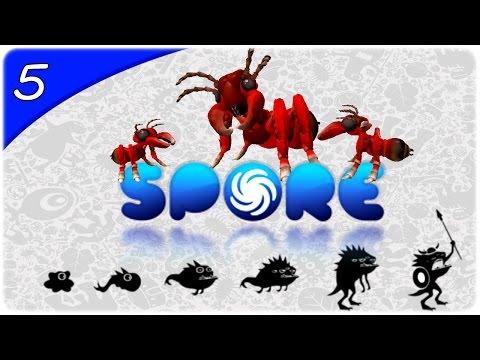 Spore - O ESTÁGIO TRIBAL COMEÇOU! #5 (PT-BR)