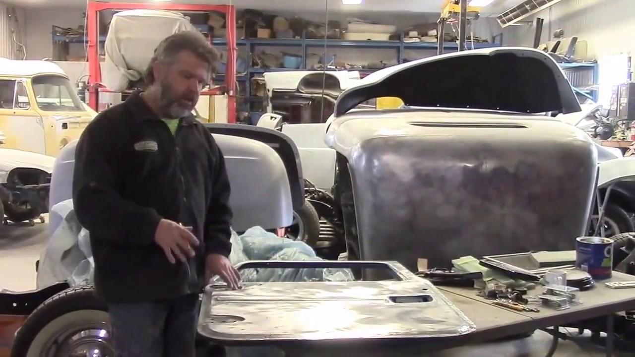 1981 Toyota LandCruiser FJ40 Restoration Update, Doors,  lastchanceautorestore com