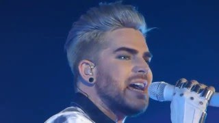 Repeat youtube video Adam Lambert Live - Lay me down (Avicii) @ Fryshuset Arenan