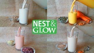 How to Make Seed Milk 4 Ways | Dairy & Nut Free