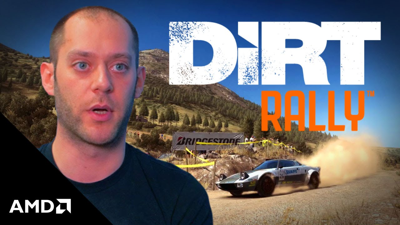 On the Track: Realism in DiRT Rally™