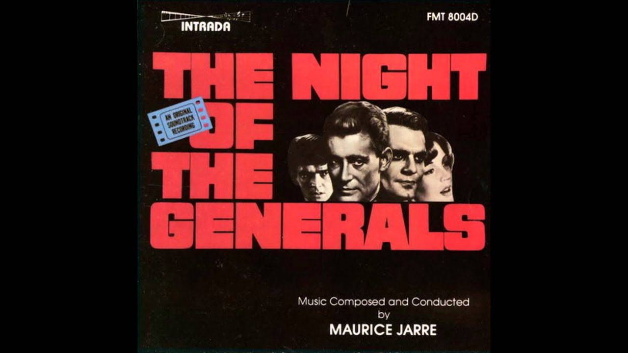 the night of generals 1967