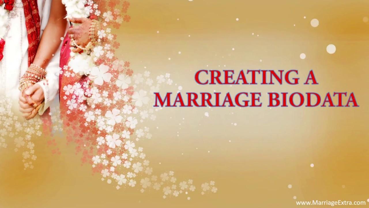 marriage biodata format for muslim boy download