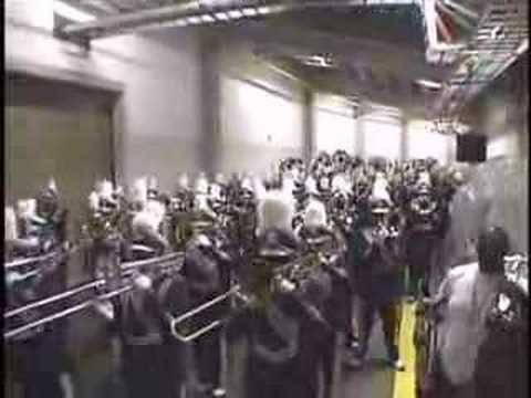 Morris Brown Band vs Tenn St. Band at the first Honda BOTB 2003
