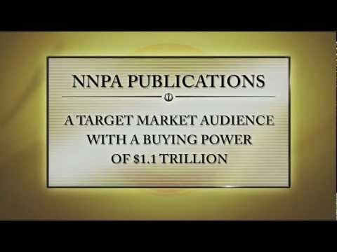 NNPA (The Black Press of the US) Brand New Marketing Video