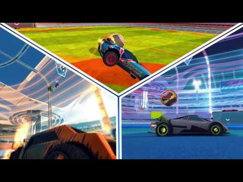 Rocket League-inspired game Turbo League drives its way to