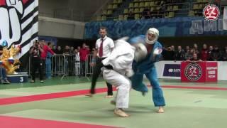 260 ед. 1/2 финала. Васильев (ДВФО) vs Шпедт (ПФО)