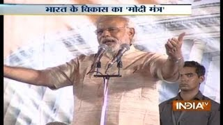 Narendra Modi Plans For India's Devlopment