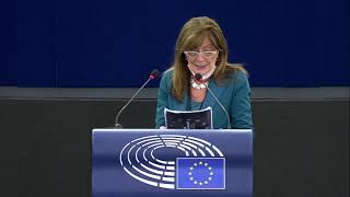 Intervento della parlamentare europea Patrizia Toia durante la Plenaria a Strasburgo sul nuovo spazio europeo della ricerca e dell'innovazione.