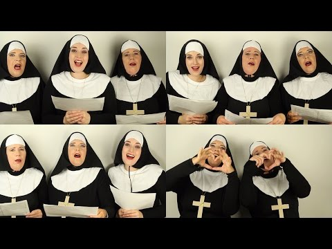 I will follow him aus Sister Act 1 - Tutorial+Cover