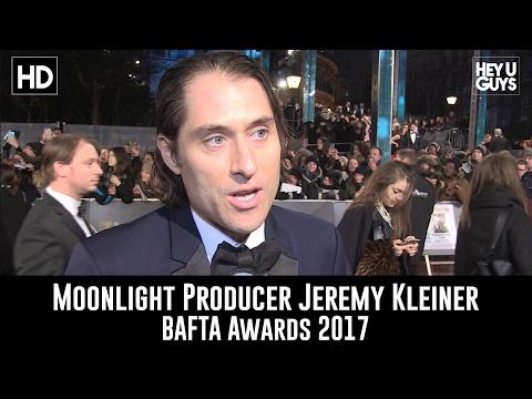 Moonlight Producer Jeremy Kleiner Interview - BAFTA 2017 fragman