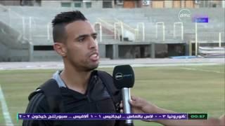 فيديو| حازم إمام: أنا «تحت أمر الزمالك».. والأهلي لم يفاوضني