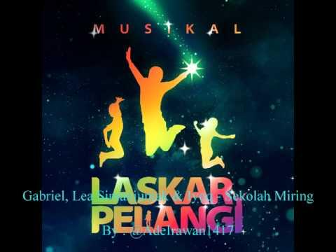 Musikal Laskar Pelangi - Sekolah Miring