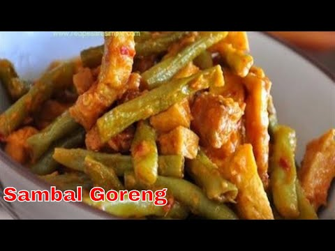 Sambal Goreng - Tahu Tempe *Veg Side Dish