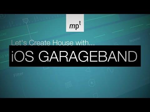New! iOS Garageband 2.2 with Alchemy - First Impressions