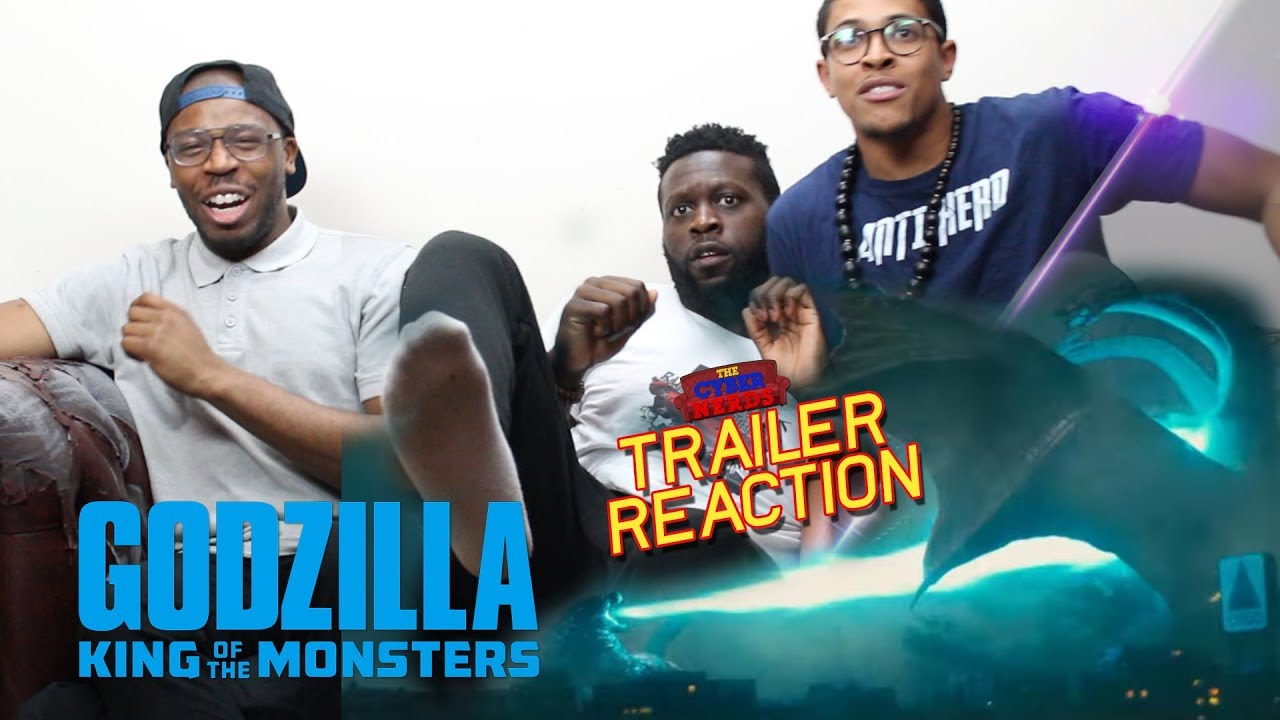 Godzilla King Of The Monsters Final Trailer Reaction