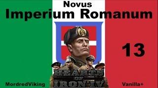 Hearts of Iron IV - Novus Imperium Romanum - Vanilla+ - Italy - 13