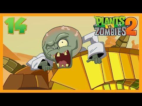 Plantas Vs Zombies 2 Animado Capitulo 14 Completo ☀️Animación 2018