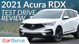 2021 Acura RDX Review: Best in class?  | CarGurus
