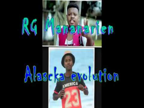 RG Mananarien Higiaka feat Alasca(audio officiel 2K17 prod loko gasy 101)