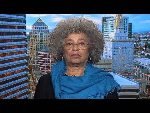 Exclusive: Angela Davis Speaks Out on Palestine, BDS & More After Civil Rights Award Is Revoked
