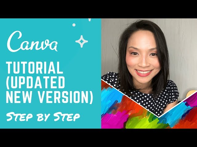 Canva Tutorial: How to use Canva 2.0 (2018 update)