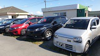 Авторынок 2019, сентябрь, ЦЕНЫ упали? Видео авто из Японии, Зеленый Угол Владивосток, дром ру Авто