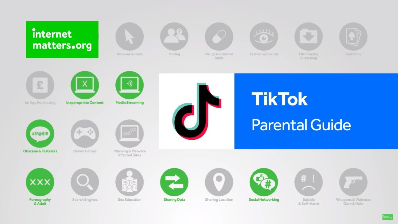 TikTok - how to set privacy settings on the app  | Internet Matters